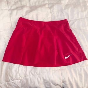 Nike pure tennis skirt
